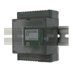 Mobi.Modem RS232 - SMA batteria